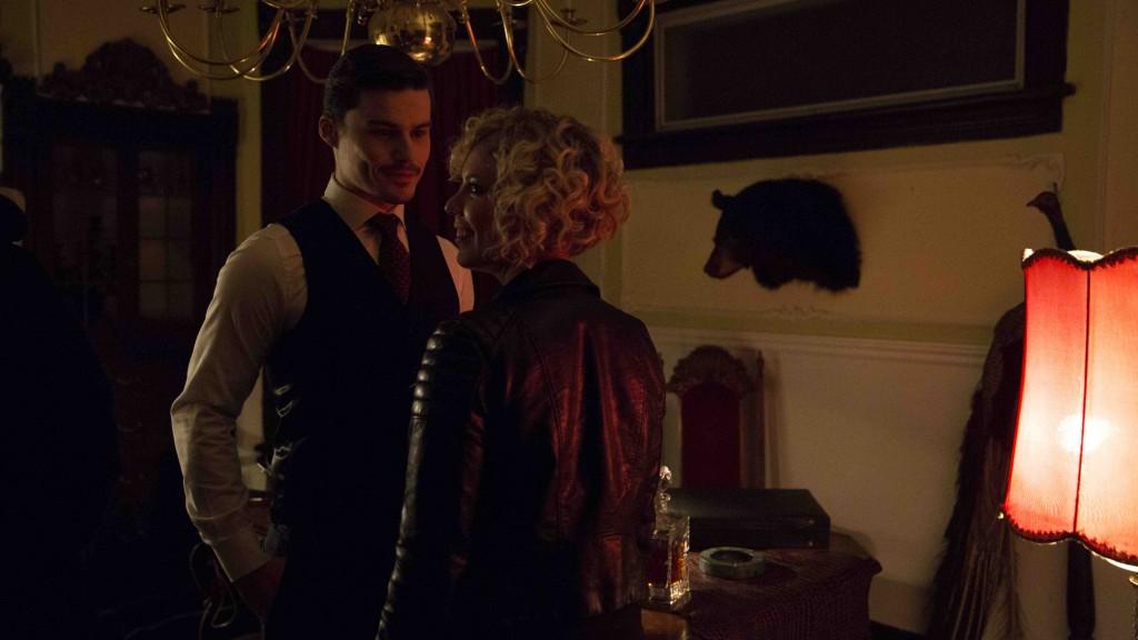 Jocelyn meets The Duke